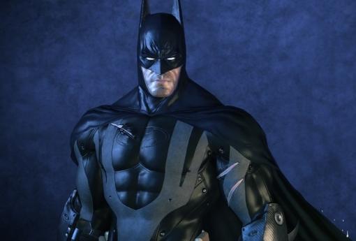 Enfiaram fibra de carbono até no Homem-Morcego (ui)