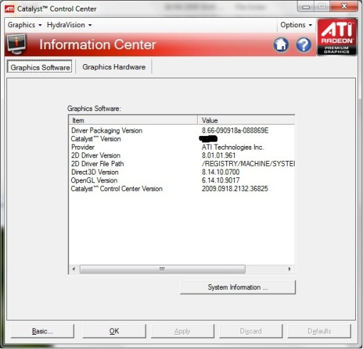 Versão 9.10 lançada em 18/09 (vide a ultima linha na imagem - 2009.1908). Build: 8.66-090918a-088869E