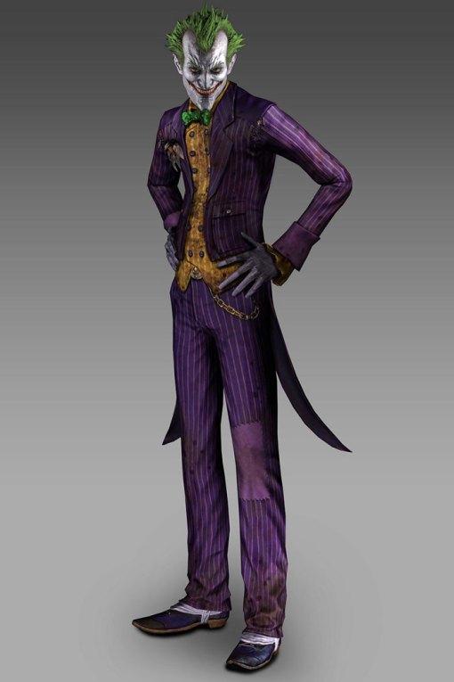 O Coringa, o Joker, o Bobo, o Palhaço...