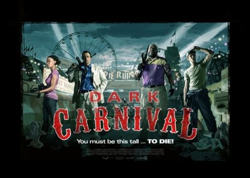 Dark Carnival - Segunda campanha anunciada pela Valve e ambientada em um parque de diversões (bem macabro na minha opinião)
