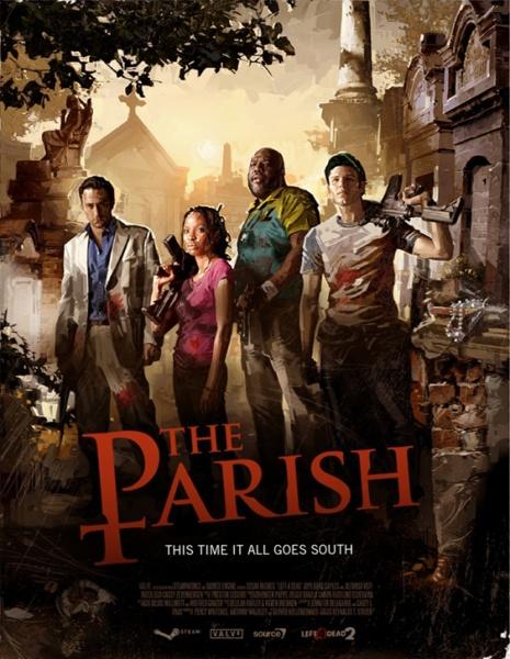 """""""The Parish"""". Campanha que se passará a luz do dia."""
