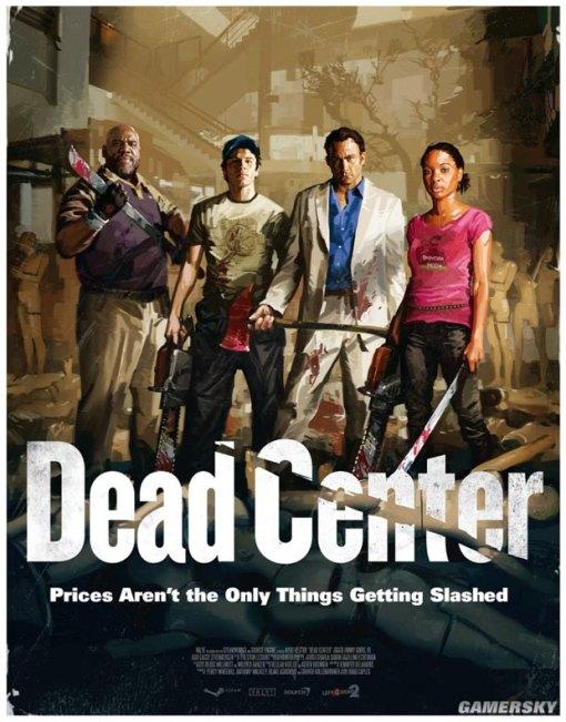 Dead Center - Primeira Campanha.